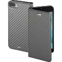 Hama Carbon Guard Booklet Case (iPhone 7 Plus)
