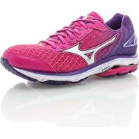 premium selection 77127 e39a8 Mizuno Wave Rider 19 Pink Purple