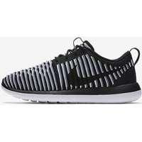 huge selection of 7de1a 91c5e Nike Roshe Two Flyknit - White Black Grey