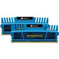 Corsair Vengeance Blue DDR3 1600MHz 2x4GB (CMZ8GX3M2A1600C9B)