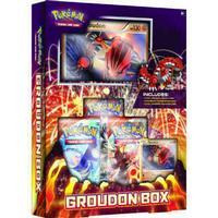 Pokémon, Groudon Box
