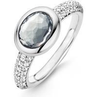 Ti Sento Ti Sento Ring 17.75mm - Silver/Grå