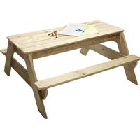 TP Toys Deluxe Picnic Table Sandpit