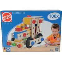 Heros Constructor 100pcs