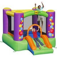 Happyhop Bubble Slide Bouncer