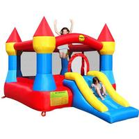 Happyhop Bouncy Castle Bouncer with Slide