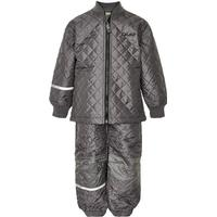 CeLaVi Basic Thermal Wear Set - Grey (3555-174)