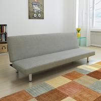 vidaXL Mørkegrå Sofa Bed Bäddsoffa