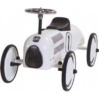 Retro Roller Lewis Push Car