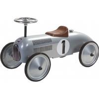 Retro Roller Ride on Jean