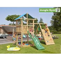 Jungle Gym Hut Climb
