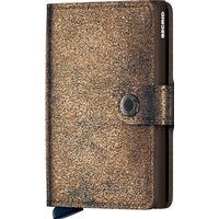 Secrid Mini Wallet - Glamour Bronze