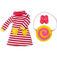 Lottie Raspberry Ripple Outfit Set