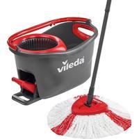 Vileda Easy Wring and Clean Turbo Mop & Bucket Set