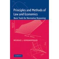 Principles and Methods of Law and Economics (Häftad, 2005)