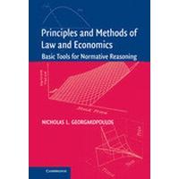 Principles and Methods of Law and Economics (Inbunden, 2005)