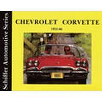 Chevrolet Corvette 1953-1986 (Inbunden, 2004)