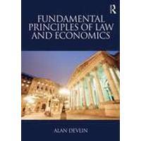Fundamental Principles of Law and Economics (Häftad, 2014)
