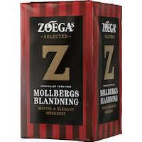 Zoégas Kaffe Zoega Mollbergs bla 450g