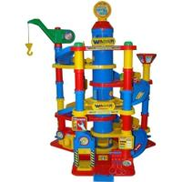 Wader Park Tower 7 Floors with Cars