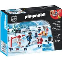 Playmobil NHL Tävling på Dammen 9017