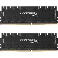 Kingston Predator Black DDR4 3200MHz 2x4GB for Intel (HX432C16PB3K2/8)