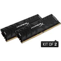 HyperX Predator Black DDR4 3000MHz 2x4GB for Intel (HX430C15PB3K2/8)