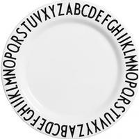 Design Letters Melamine Dinner Plate 24cm