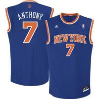 Adidas New York Knicks Replica Road Jersey Anthony 7