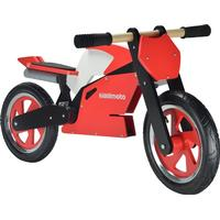 Kiddimoto Superbike Balance Bike Red/White