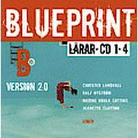 Blueprint B, Version 2.0 Lärar-cd 1-4 (Ljudbok CD, 2008)