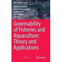 Governability of Fisheries and Aquaculture: Theory and Applications (Inbunden, 2013), Inbunden