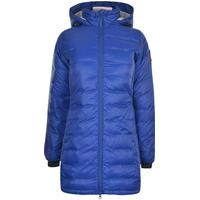 CANADA GOOSE Camp Hooded Jacket - Pacific Blue - 14 (L)