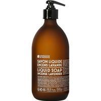 Compagnie de Provence Liquid Soap Incense Lavender 500ml