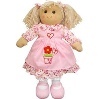 Powell Craft Flower Pot Rag Doll 40cm