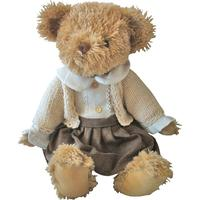 Powell Craft Girl Bear with Cardigan