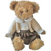 Powell Craft Girl Bear with Cardigan