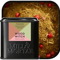 Mill & Mortar Wood Witch
