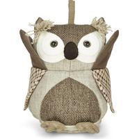 Laura Ashley Tweed Owl