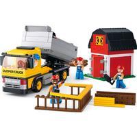 Sluban Dump Truck M38-B0552
