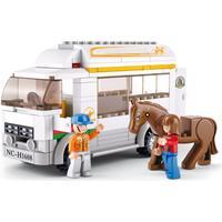 Sluban Horse Truck M38-B0559
