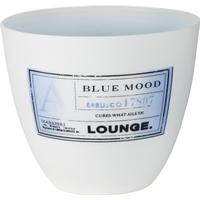 Lene Bjerre Blue Mood 6.4cm Fyrfadsstage