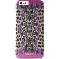 iPhone 6 & 6S JUST CAVALLI ANTISHOCK Cover Leopard Pink