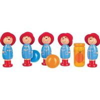 Orange Paddington Bear Skittles