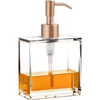 Nomess Copenhagen - Clear Soap Dispenser Small - Copper (12027)