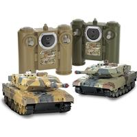 Techtoys - Battle Tanks 2 pack