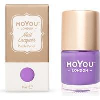 MoYou London Stamping Nail Polish Purple Punch 9ml