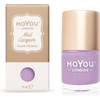 MoYou London Stamping Nail Polish Sweet Wisteria 9ml
