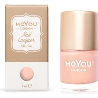 MoYou London Stamping Nail Polish Skin Silk 9ml