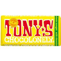 Tony's Chocolonely Milk Chocolate Nougat 180g